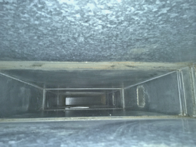 ventilation deep cleaning